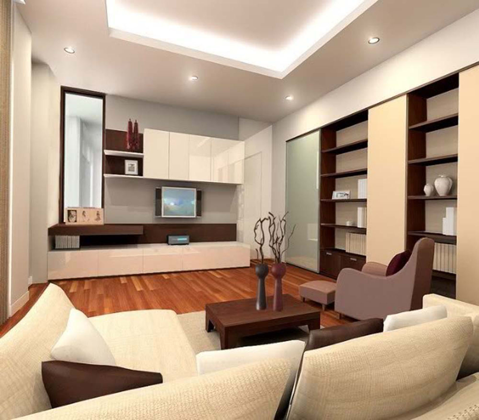 decorating a very small living room