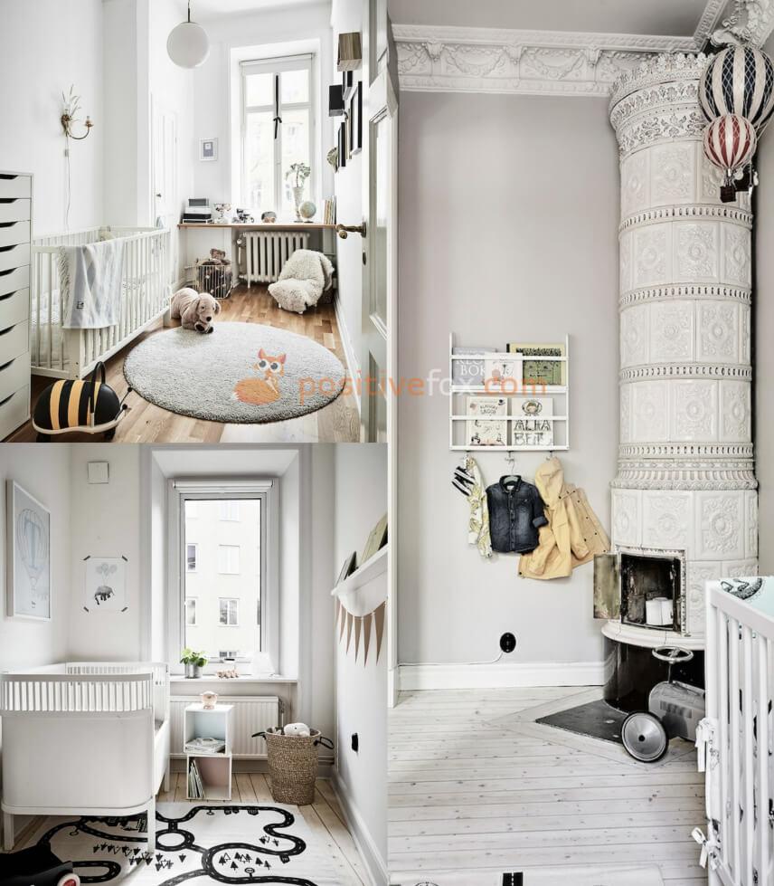 scandinavian flooring ideas