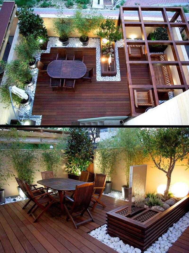 roof terrace st pauls
