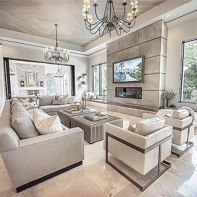 Minimalist Living Room Decorations