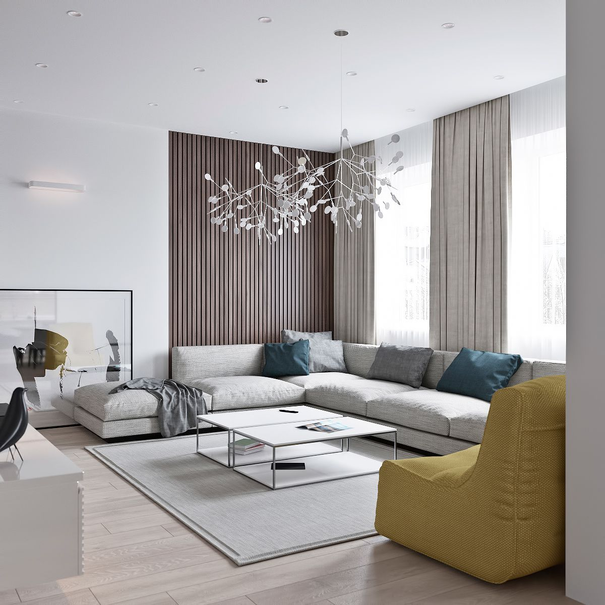 55 Beautiful Minimalist Living Room Ideas For Your Dream