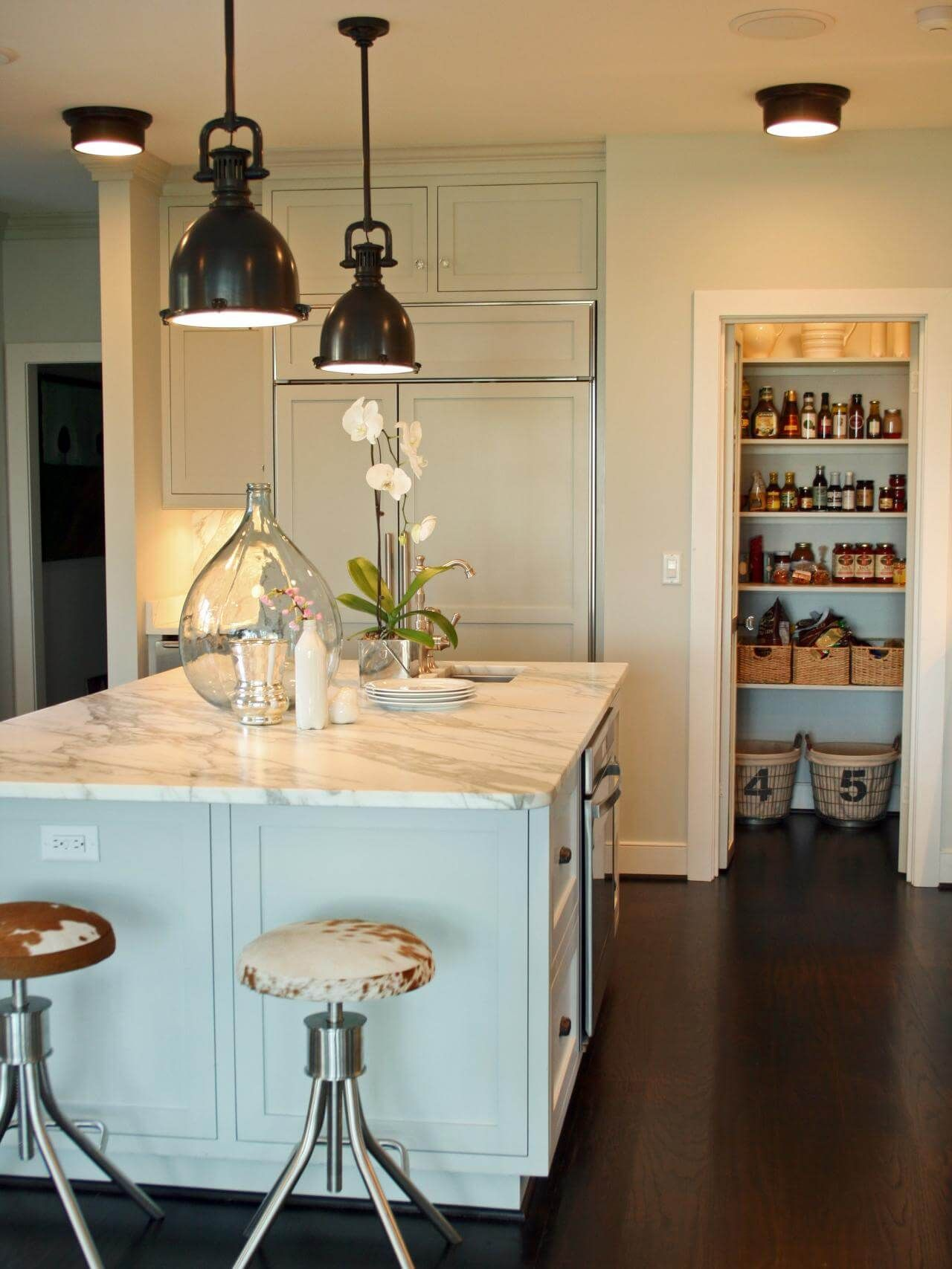 best kitchen worktop lighting