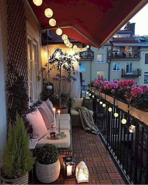 Patio Ideas On Pinterest