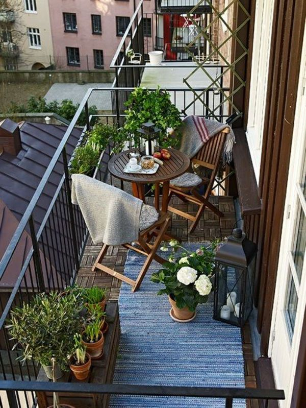 Balcony Storage