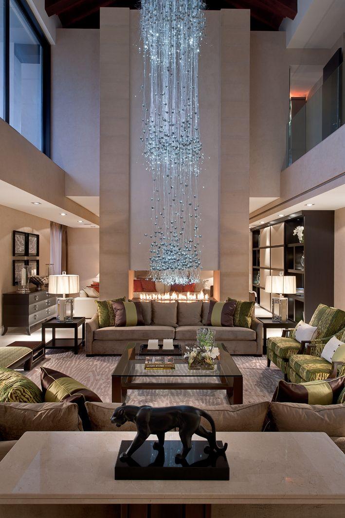 Minimalist Living Room Grey