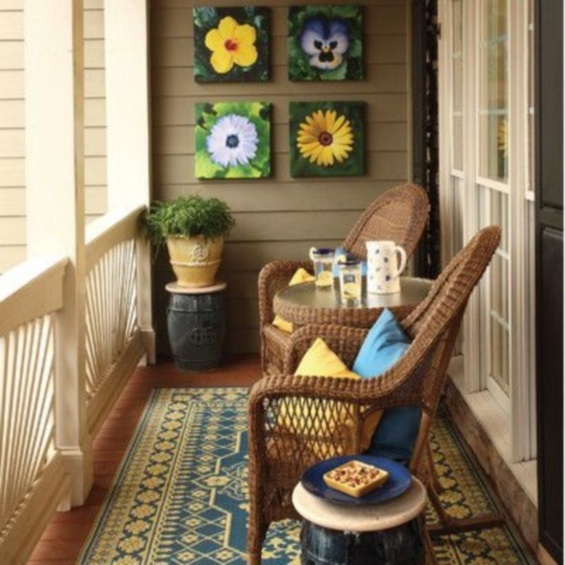 Balcony Furniture Pinterest