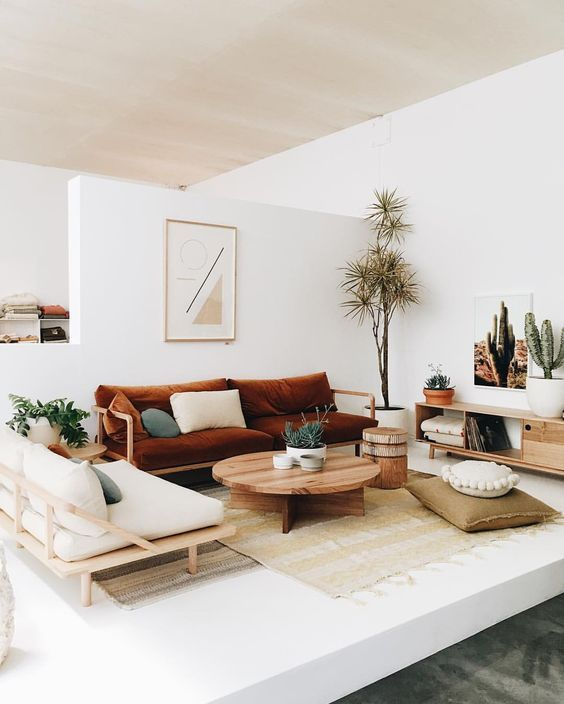 title | Minimalist Boho Living Room