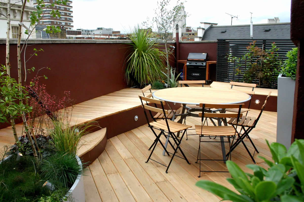 211 roof terrace cafe