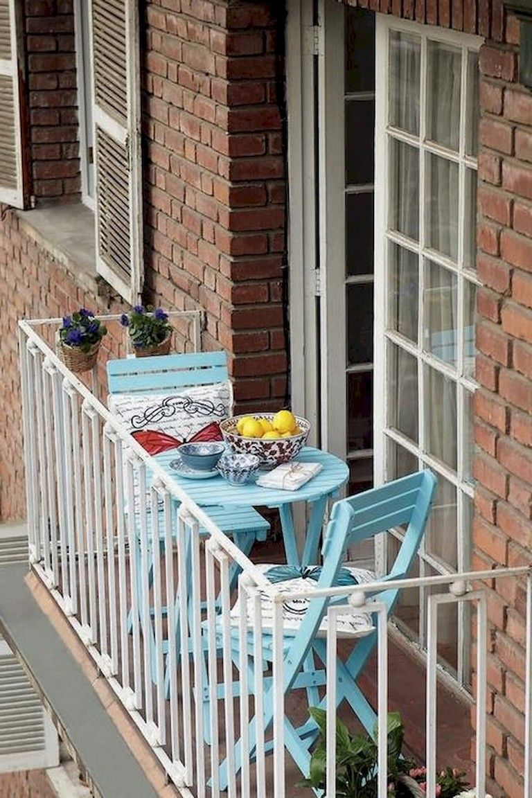 Balcony Railing Installation