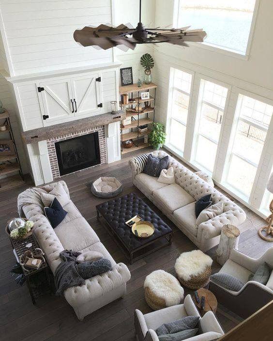Zen Minimalist Living Room