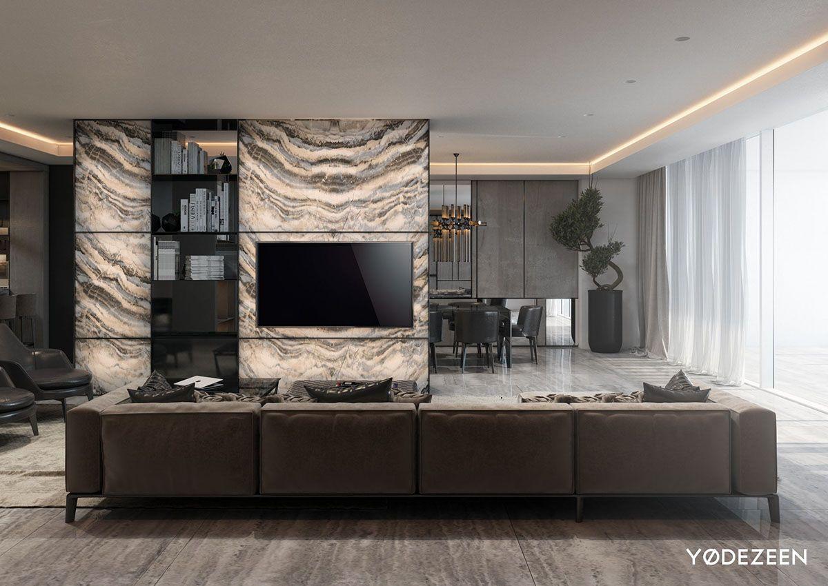 Minimalist Living Room Photos