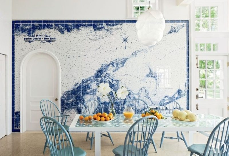 Add Eye-Catching Tile