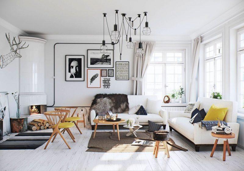 Anna Lysik living room decor