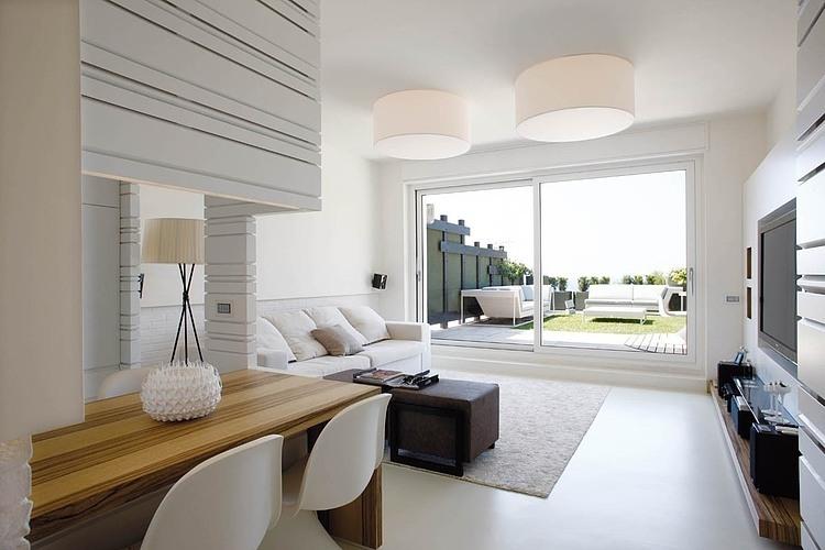 Casa Pina by Fabio Fantolino