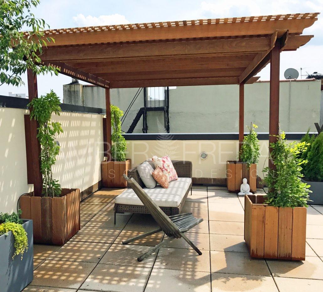 b&b roof garden zaccardi roma