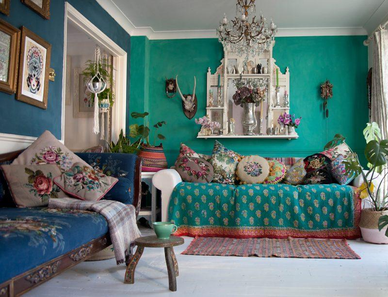 Janie Issitt living room decor
