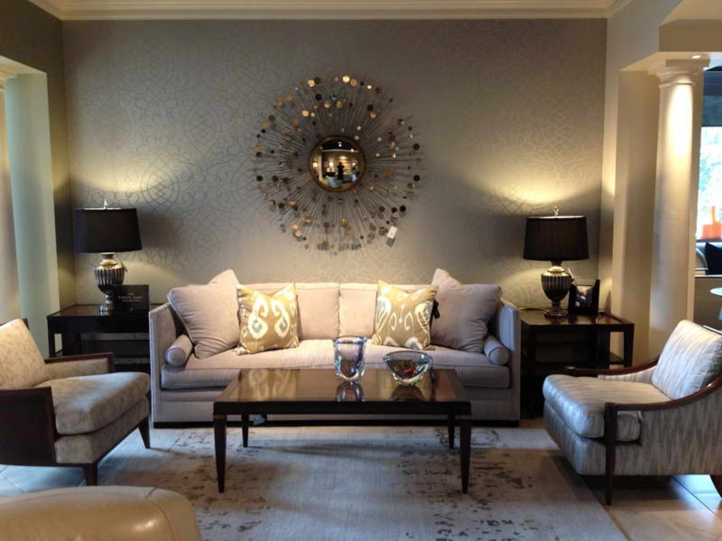 living room wall sconce ideas