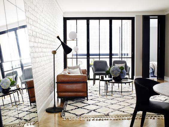 Louise Gabrielle interiors Living Room Wall Decor Ideas