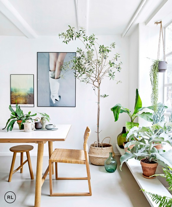 Mette Jakobsen living room decor