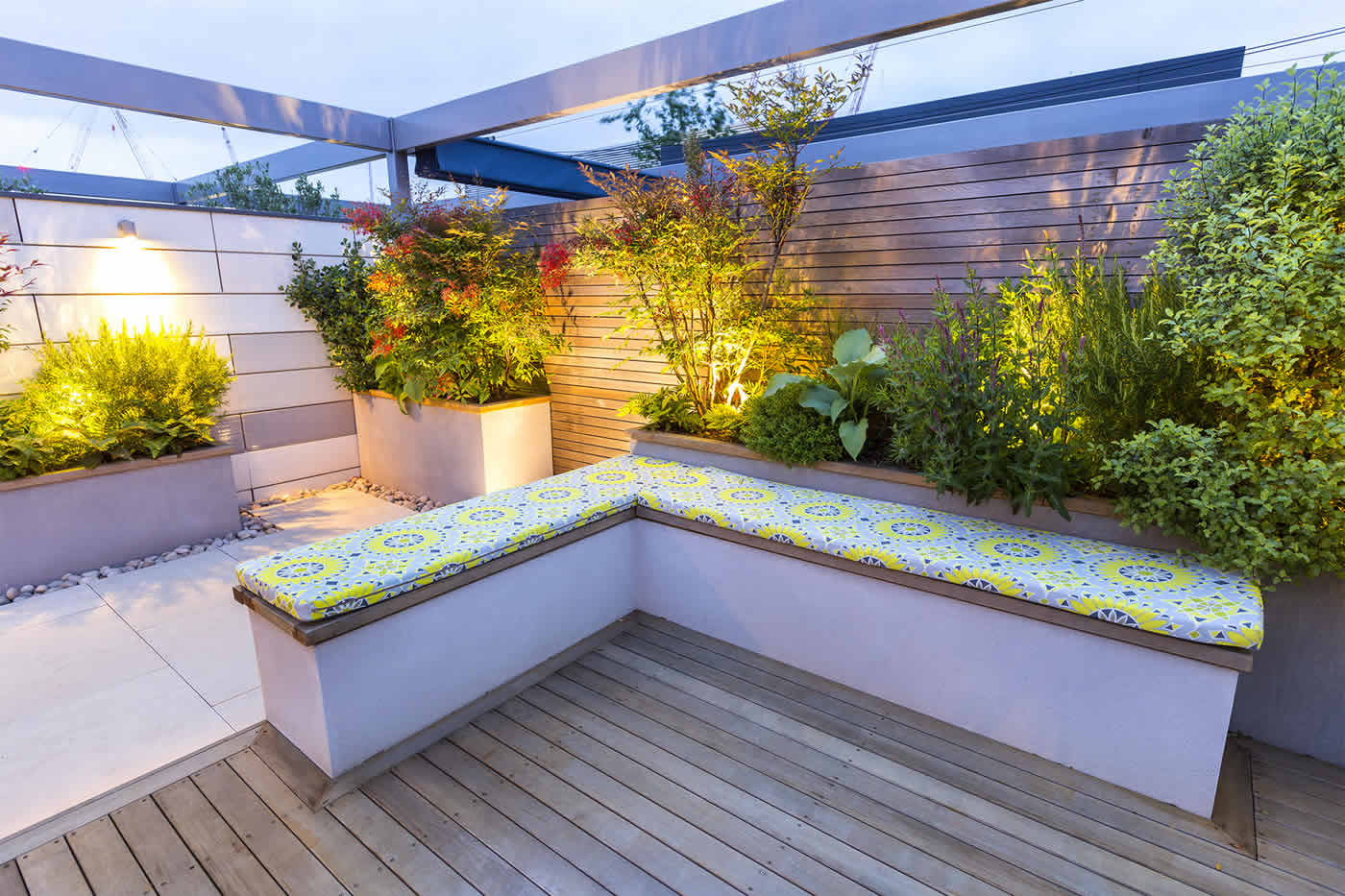 roof terrace dalston