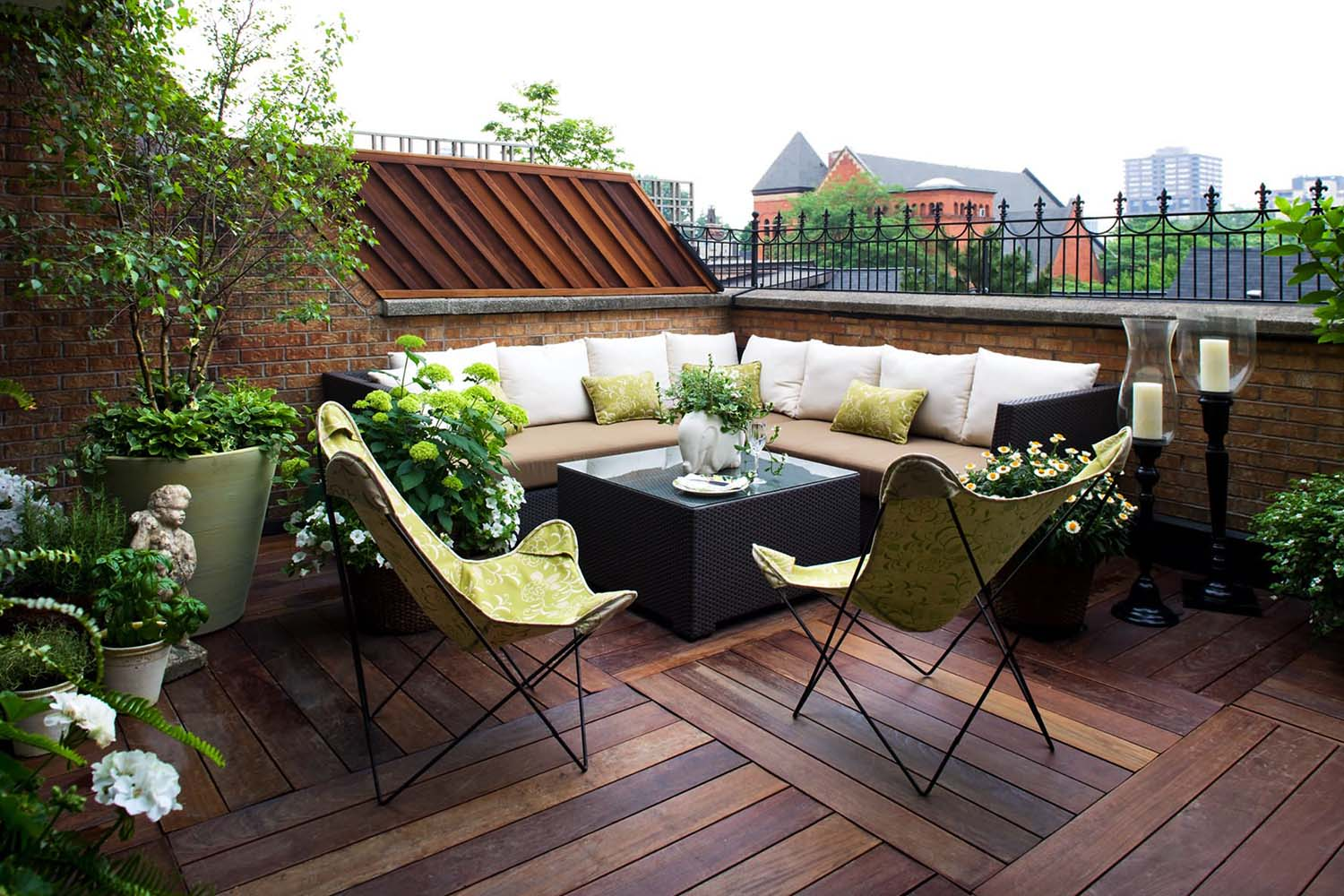 roof terrace victoria