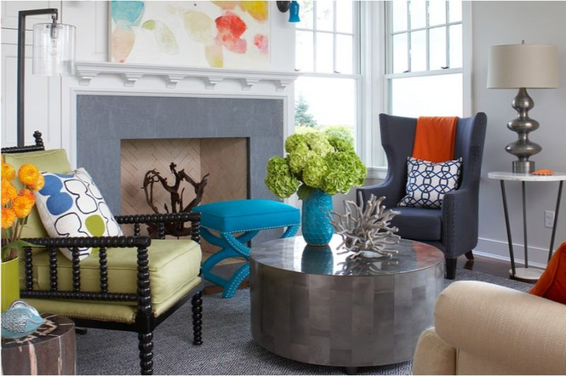 Sophie Tatton living room decor
