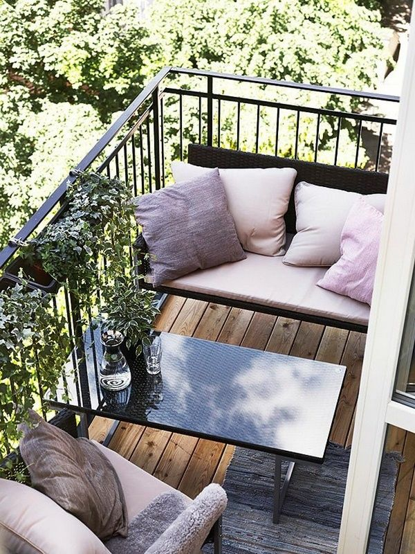 Balcony Lounge Chair