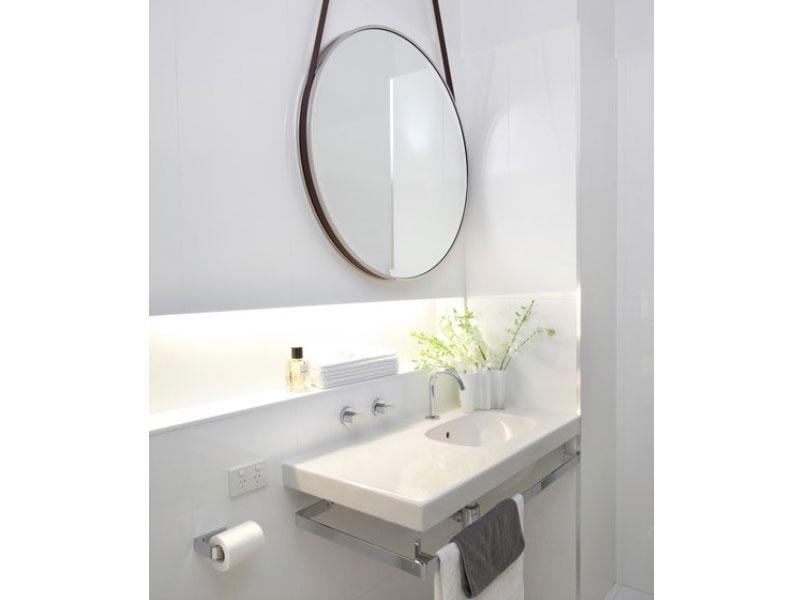 bath-hardware Bathroom Wall Decor Ideas