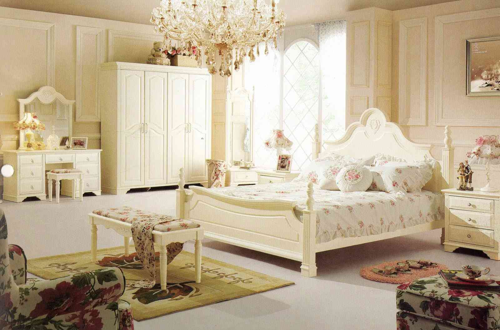 country style bedroom cupboards