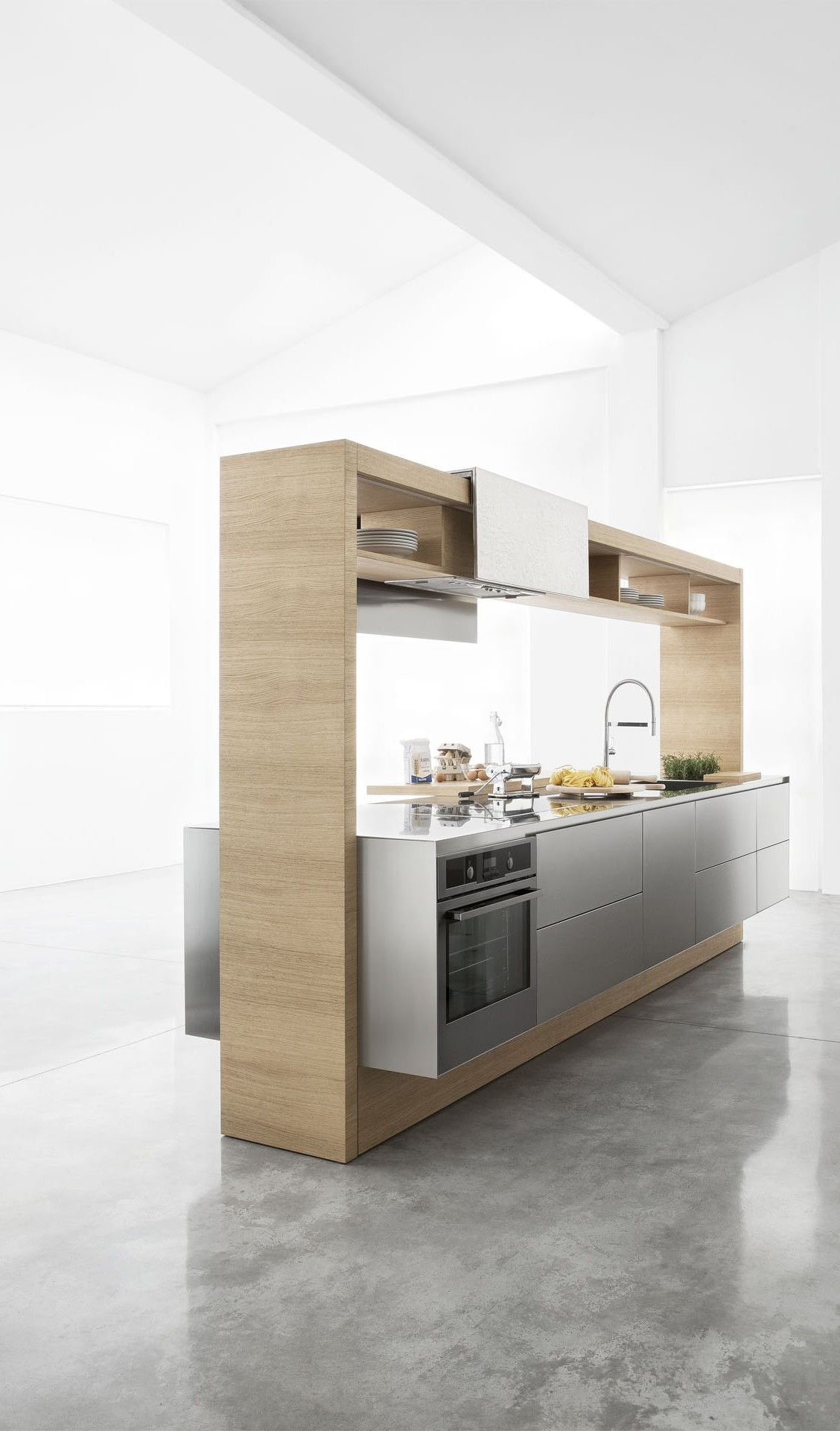 small space modular kitchen