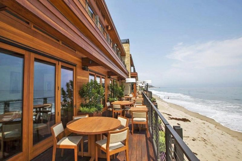 california beach house idea