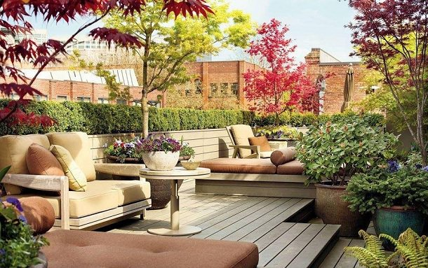 rooftop garden fenchurch street