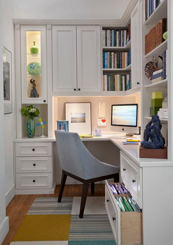 small home office for 2
