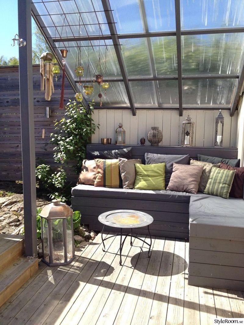 roof terrace access