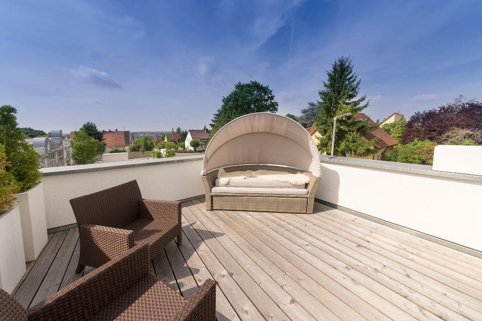 rooftop garden qmc