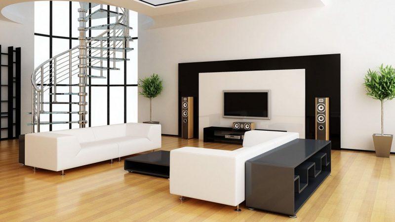 latest and popular interior design styles