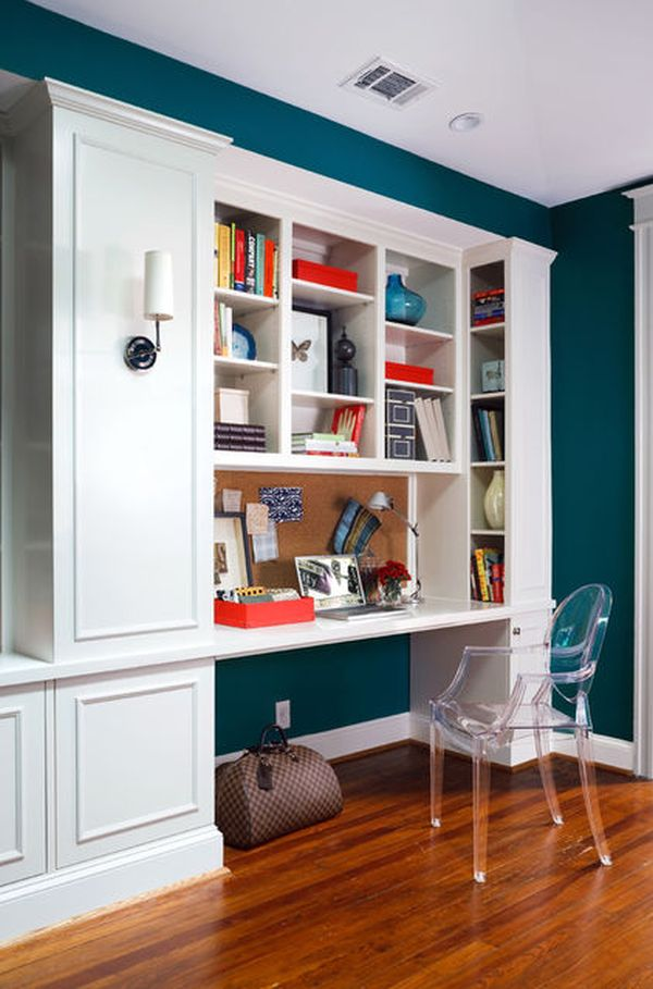 small home office organization ideas