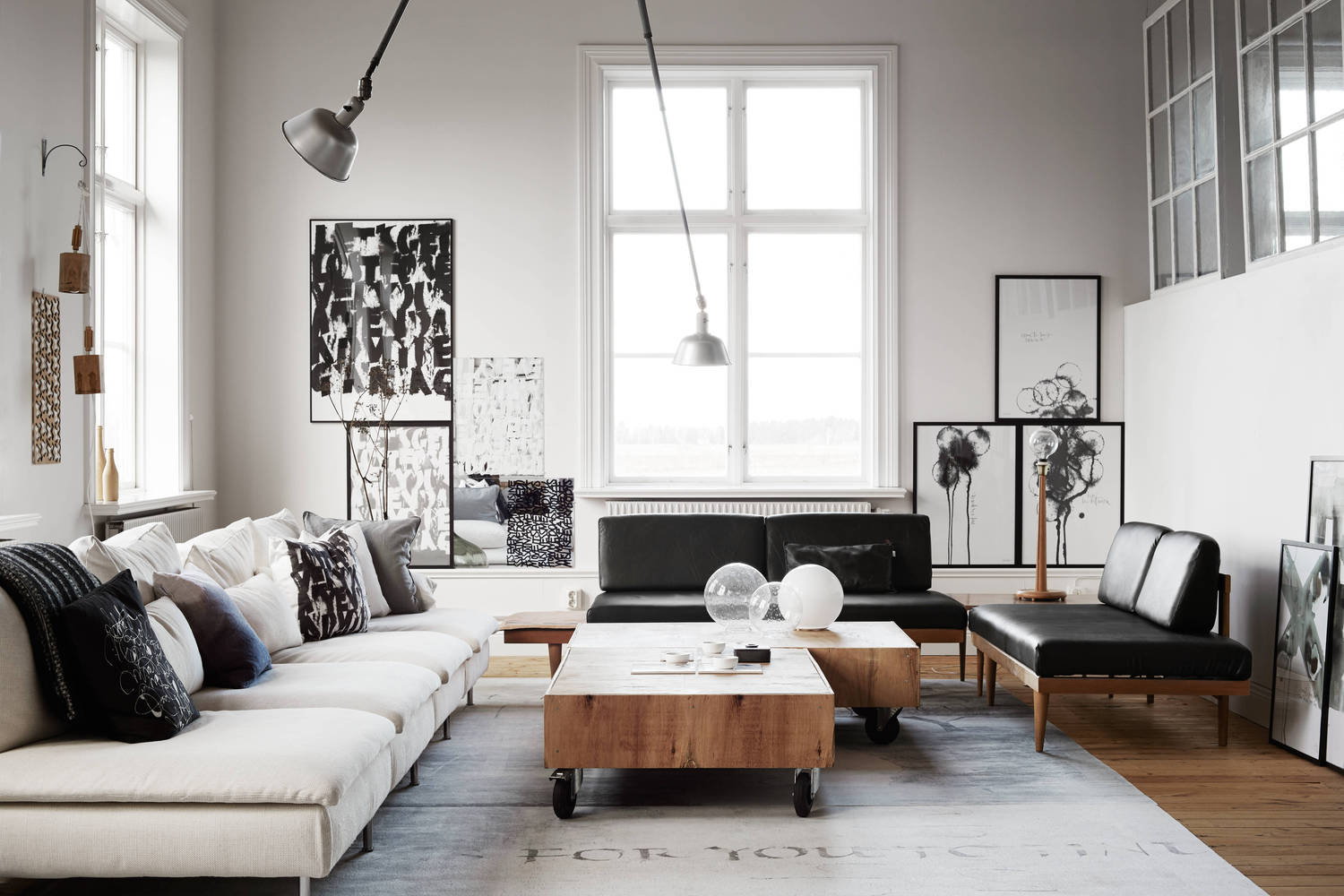 47 Industrial Living Room Decor Ideas You Must See Boxer Jam