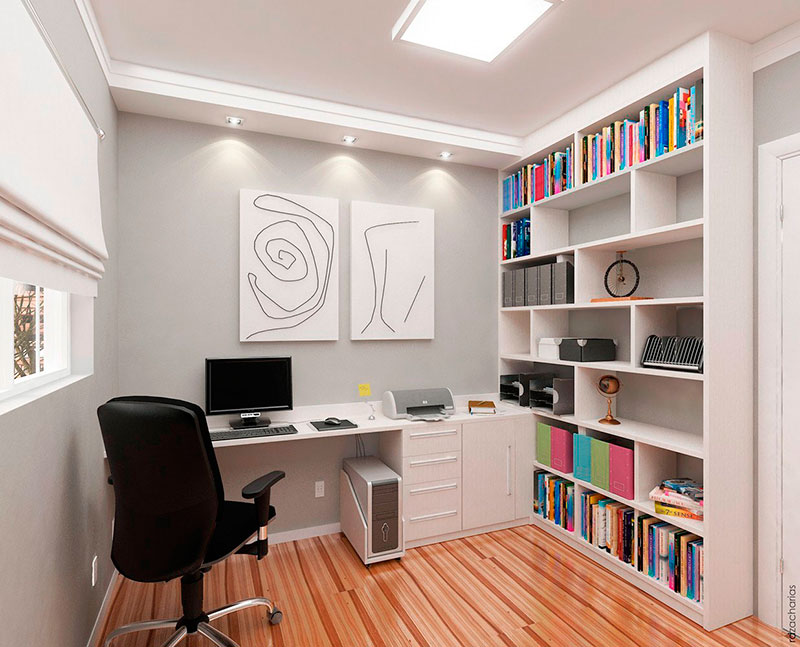 super 8 home office