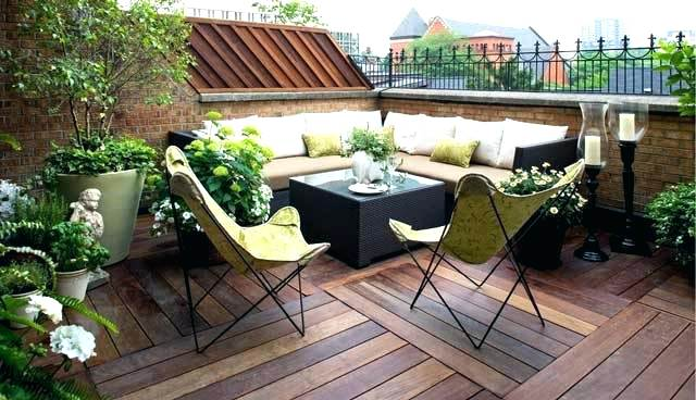 a roof terrace meaning