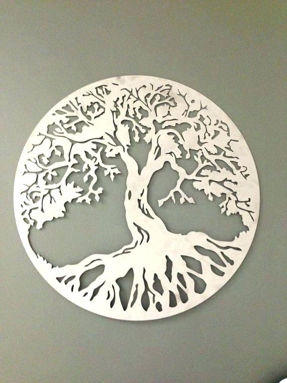 metal wall decor animals