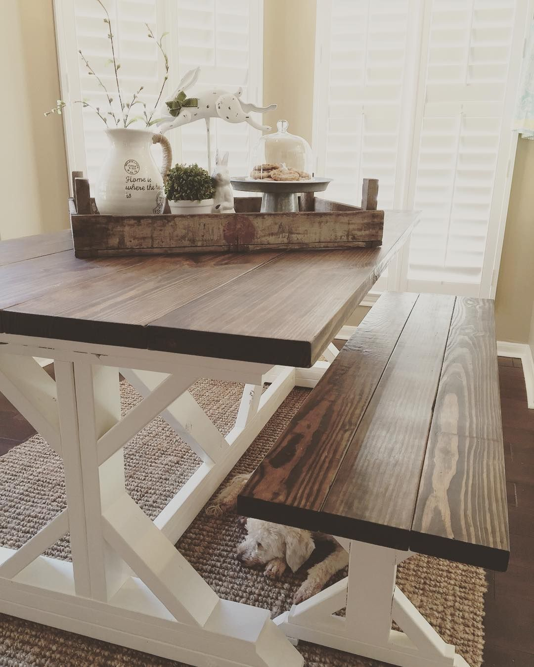 Rustic Dining Room Table Ideas