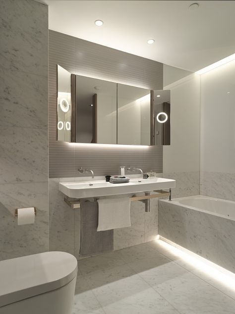 Luxury Bathroom Designs 2018