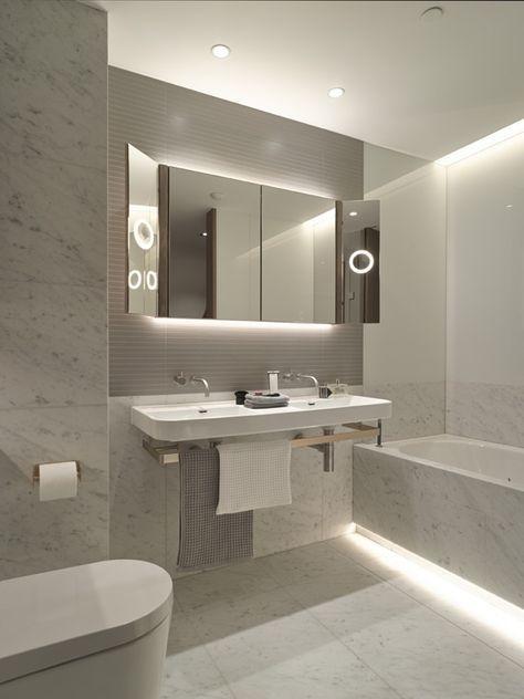 Luxury Bathroom Designs 2018