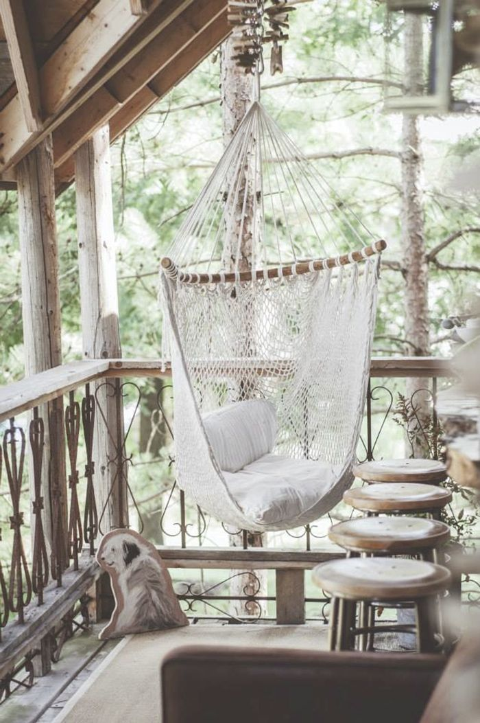 Balcony Swing