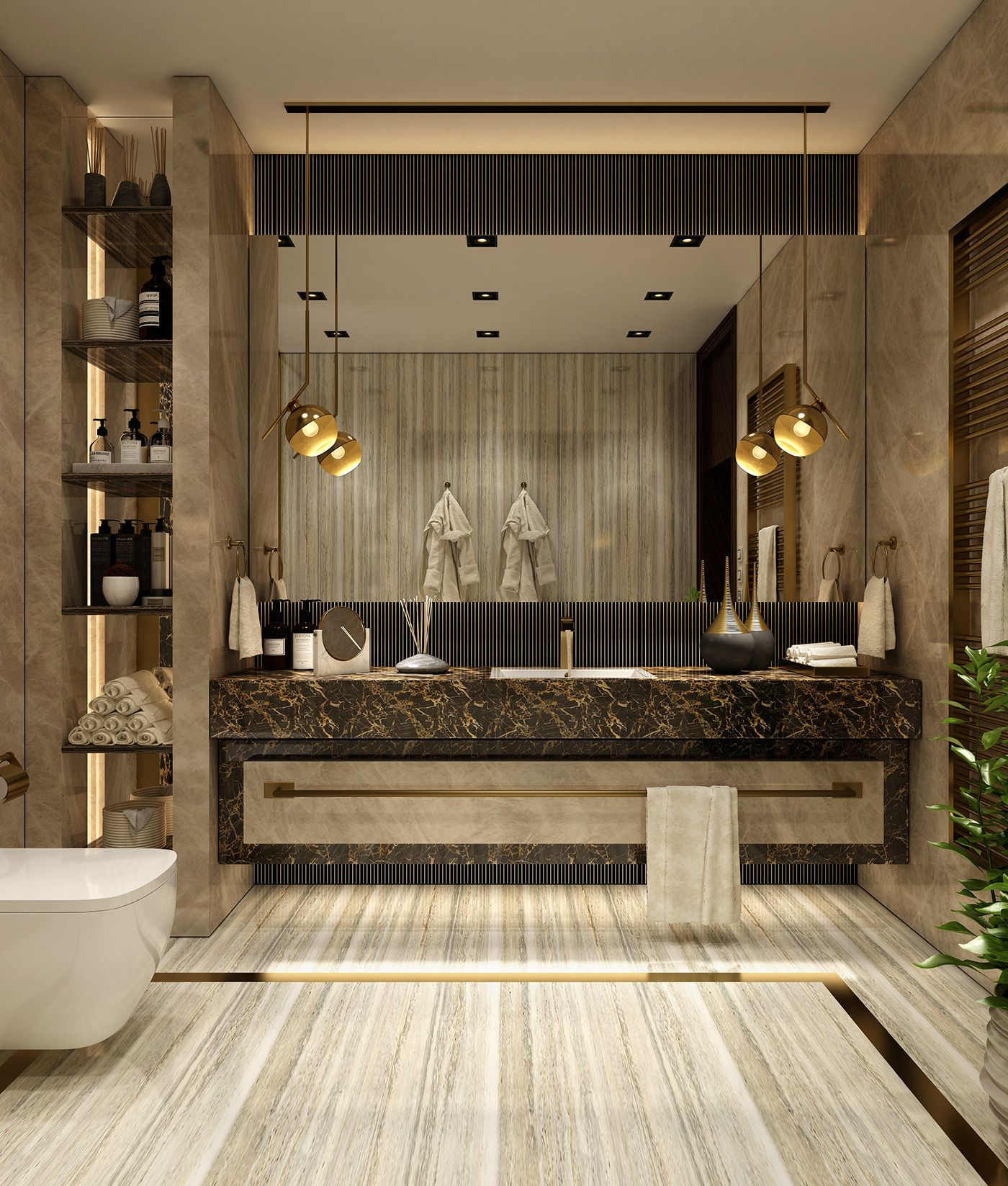 Luxury Bathroom Remodel Cost