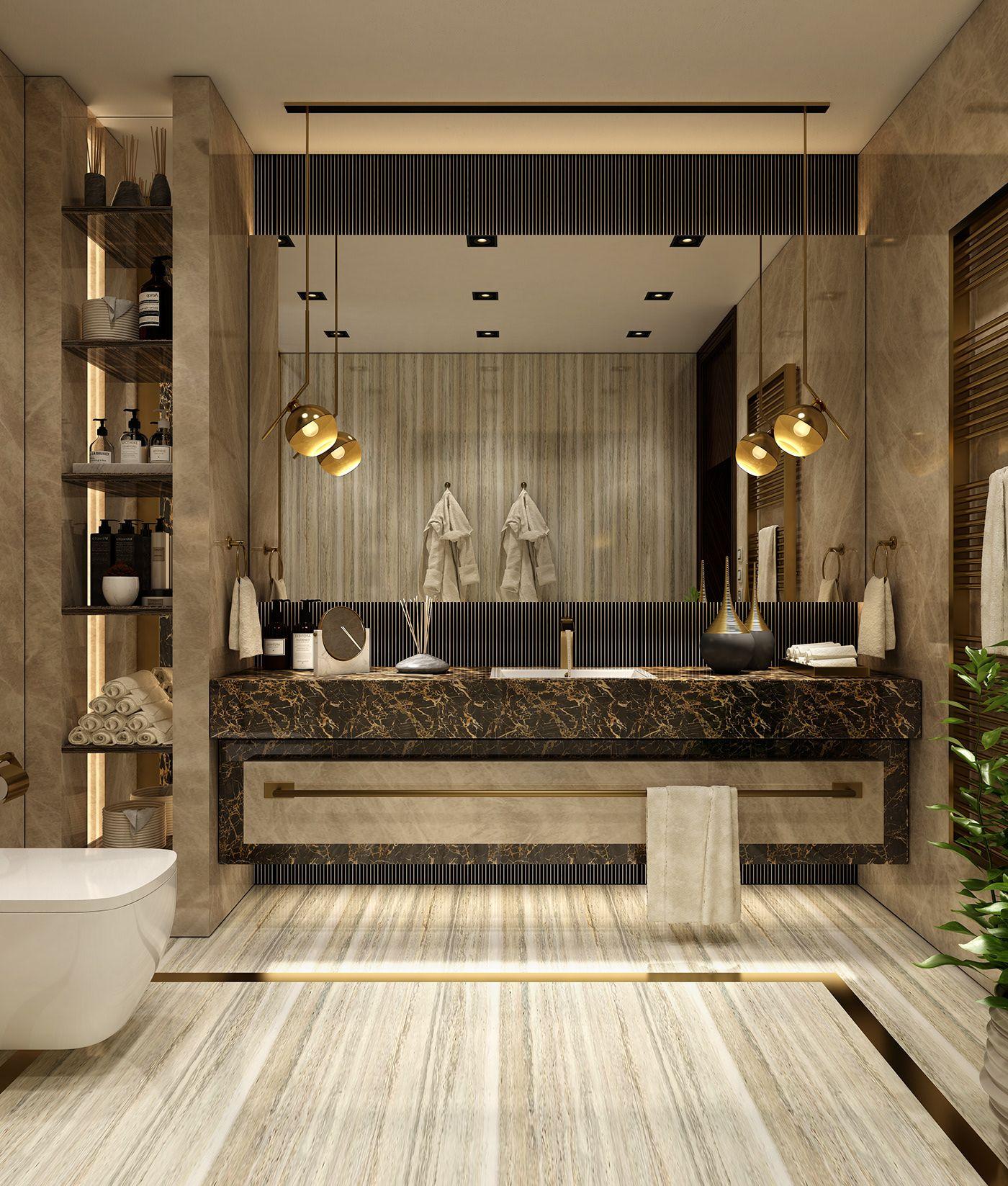 Luxury Bathroom Remodel Cost