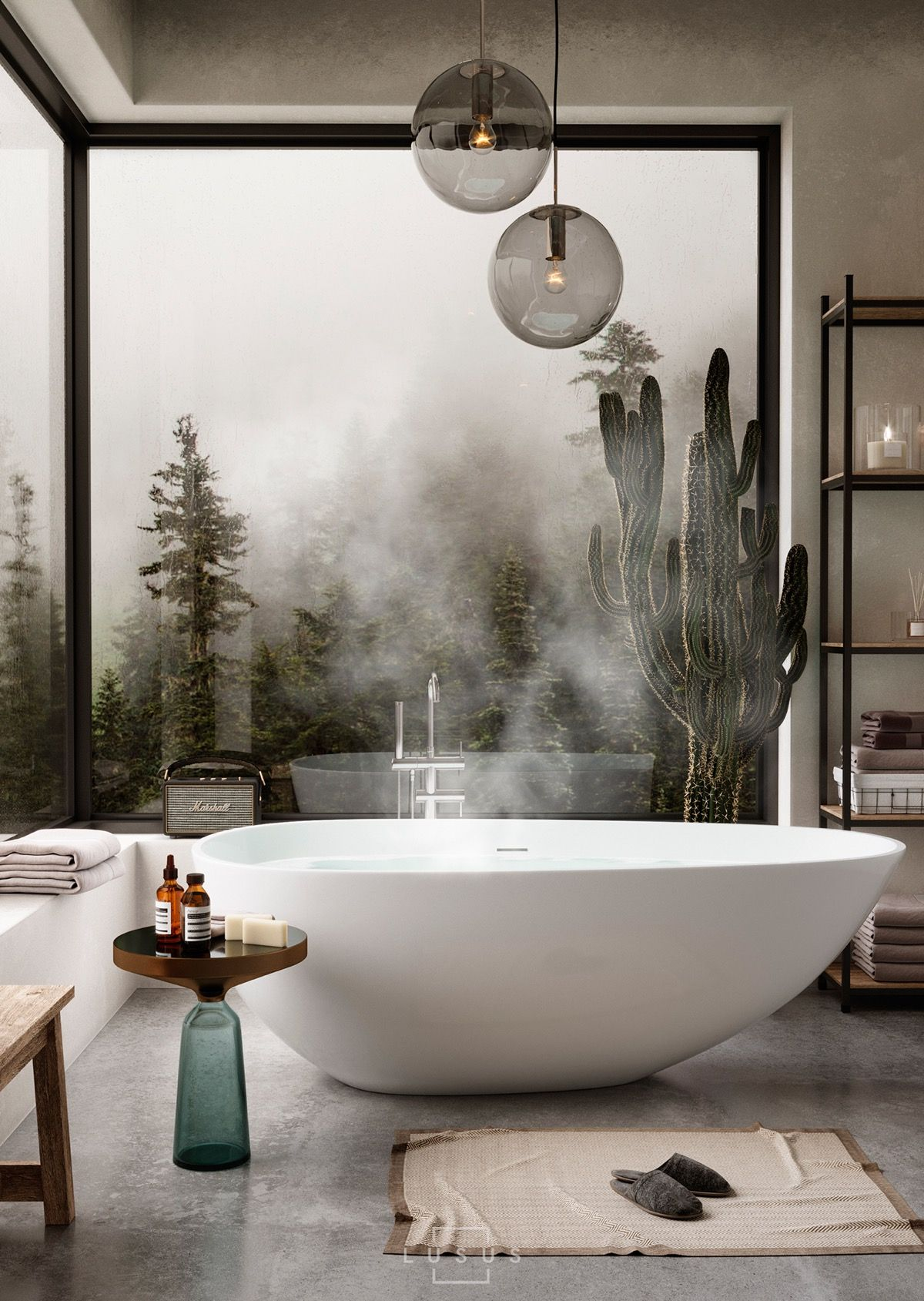 Luxury Bathroom Mirrors With Lights
