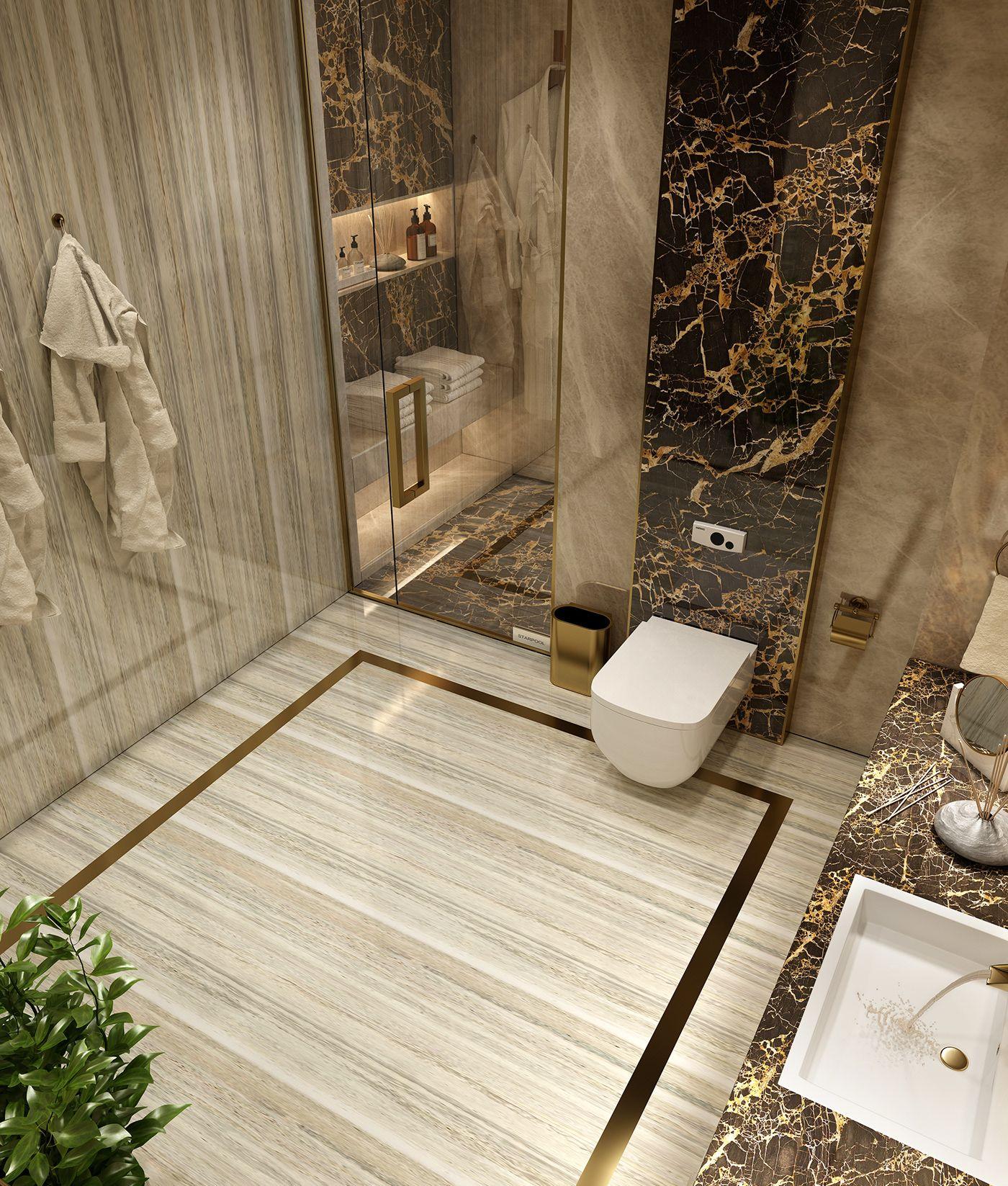 Luxury Bathroom Mirror