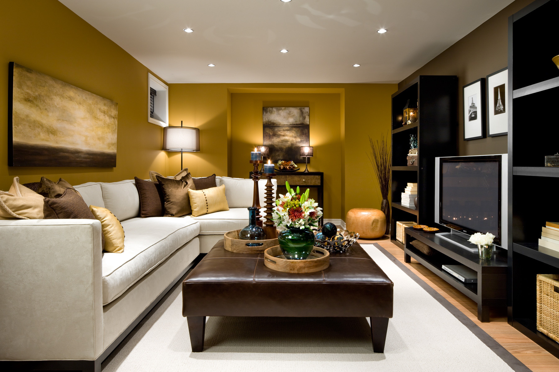 living room decorating ideas for small spaces